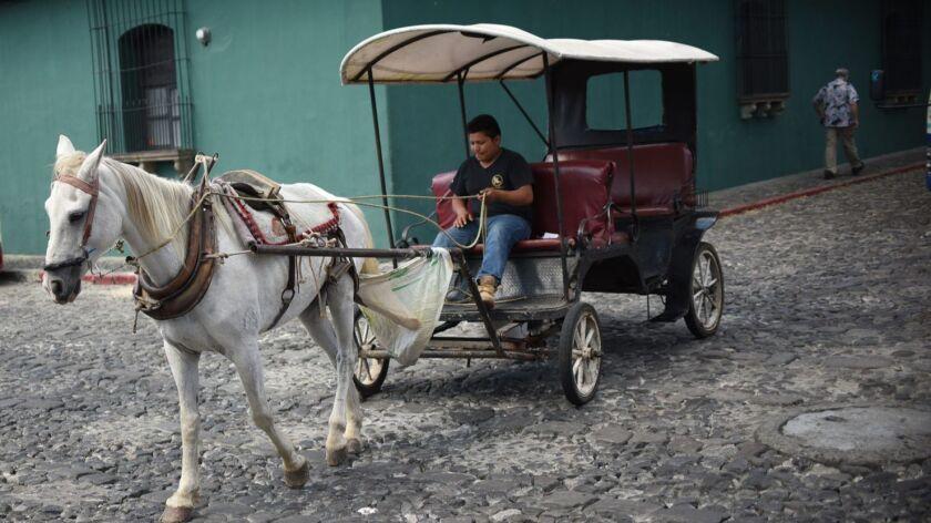 Affordable options make Antigua, Guatemala, a budget traveler's favorite