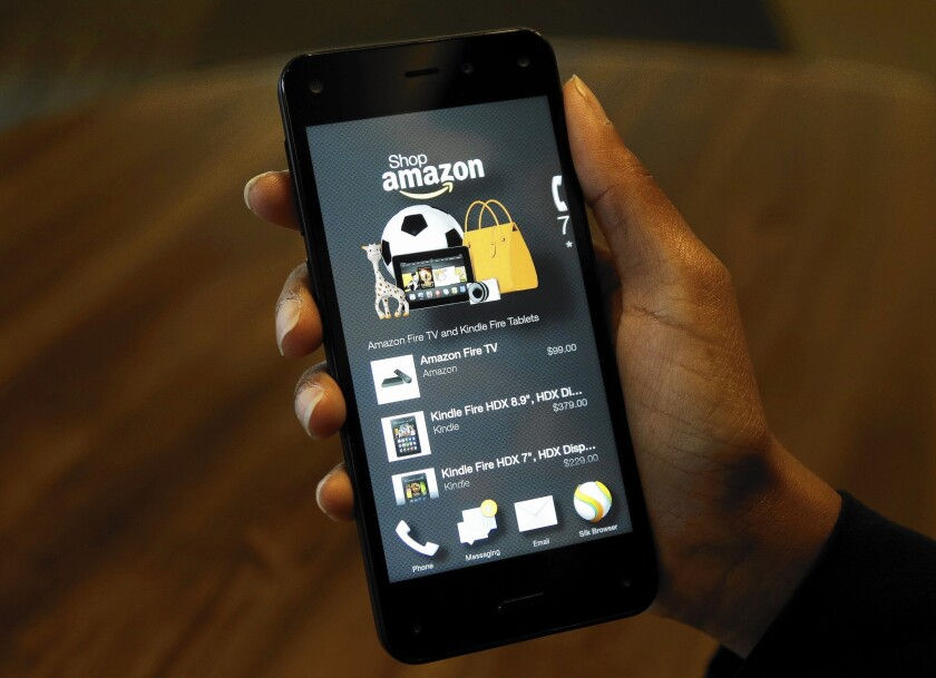 Amazon.com is facing a federal complaint that it unlawfully charged customers millions of dollars for accidental in-app purchases made by children through games on devices such as the Amazon Fire Phone.