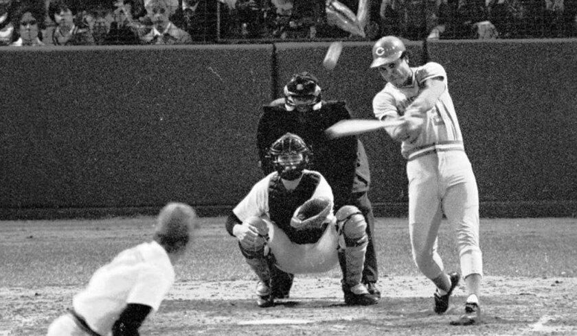 Cincinnati Reds third baseman Tony Perez won the 1967 All-Star Game in Anaheim with a 15-inning home run off Catfish Hunter.