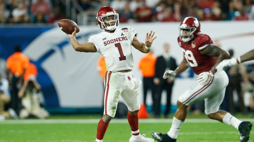 Kyler Murray says football choice is final: 'There was no turning back when I made this decision'