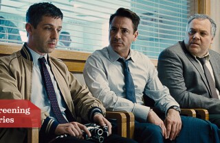 'The Judge': First Team Downey film