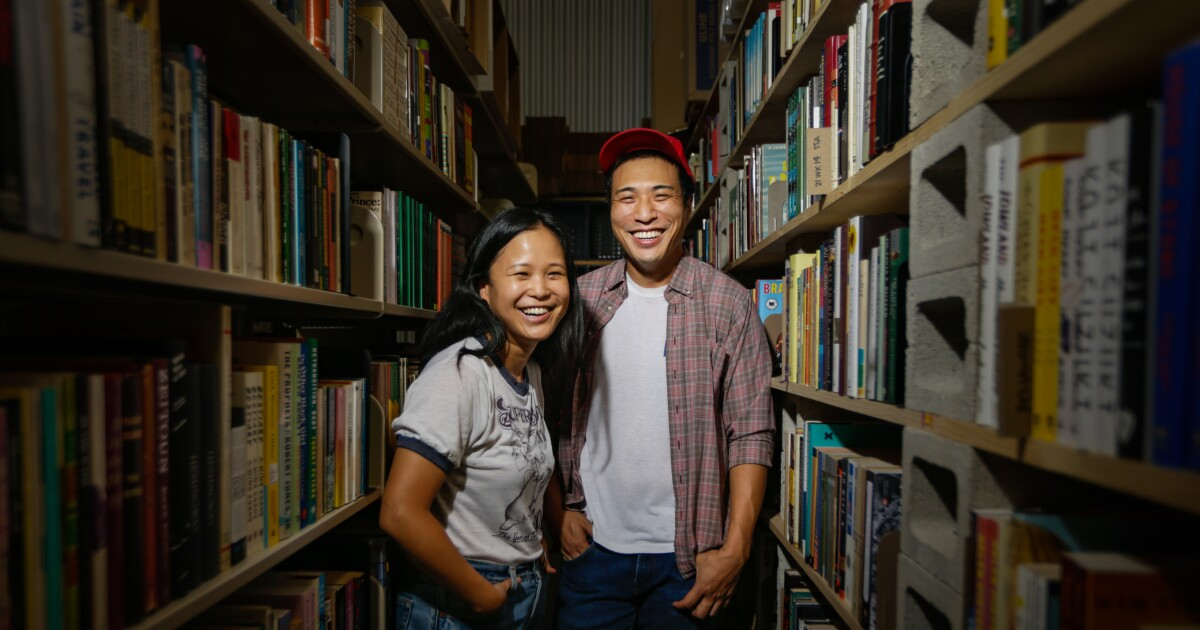 www.latimes.com: How L.A.'s most innovative pop-up bookstore (barely) survived the pandemic