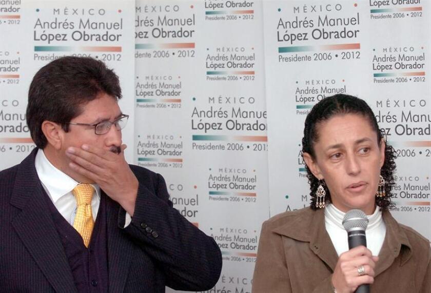 """La próxima jefa de Gobierno de Ciudad de México, Claudia Sheinbaum, anunció hoy la creación de la Agencia de Operación e Innovación Digital con el objetivo de desarrollar un """"gobierno abierto y digital que ofrezca mejores servicios a la ciudadanía"""" de la capital mexicana. EFE/Archivo"""