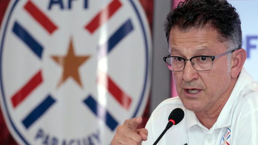 Juan Carlos Osorio, entrenador colombiano.