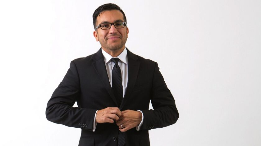Ruben Valenzuela will make his debut as music director for La Jolla Symphony & Chorus with a pair of concerts in June.