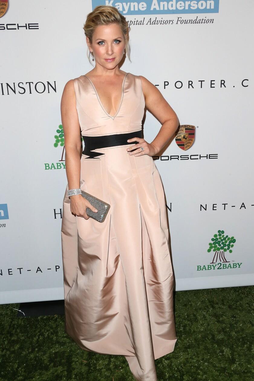 Actress Jessica Capshaw