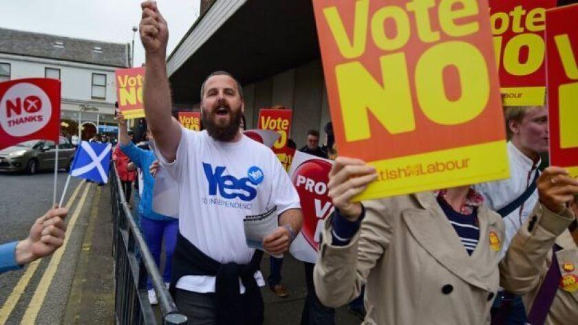 Mucho ha cambiado en Reino Unido desde el referendo que se llevó a cabo en 1975.