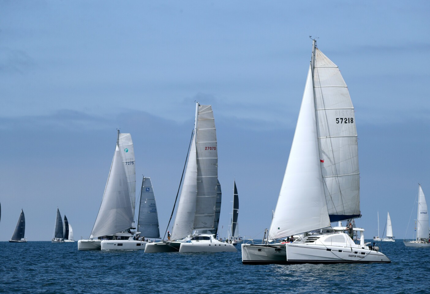 Photo Gallery: Newport to Ensenada International Yacht Race