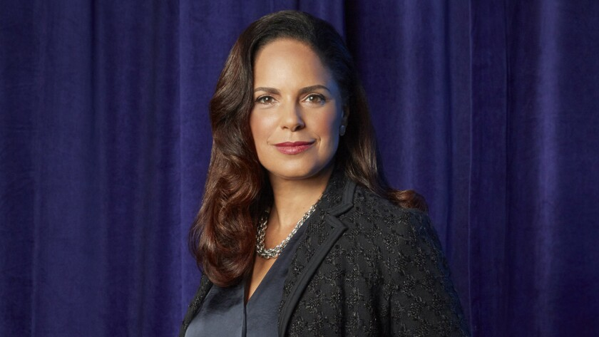 """A portrait of Soledad O'Brien, the host of """"Mysteries & Scandals."""""""