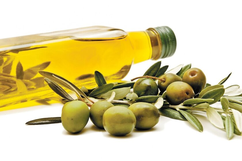 Now a healthful cooking oil, olive oil was used to heat and light temples in ancient times.