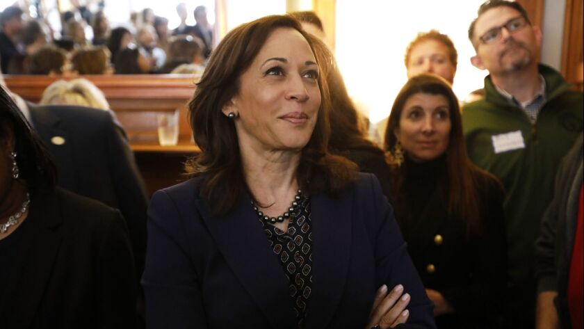 Sen. Kamala Harris has released more tax returns than any other 2020 candidate.
