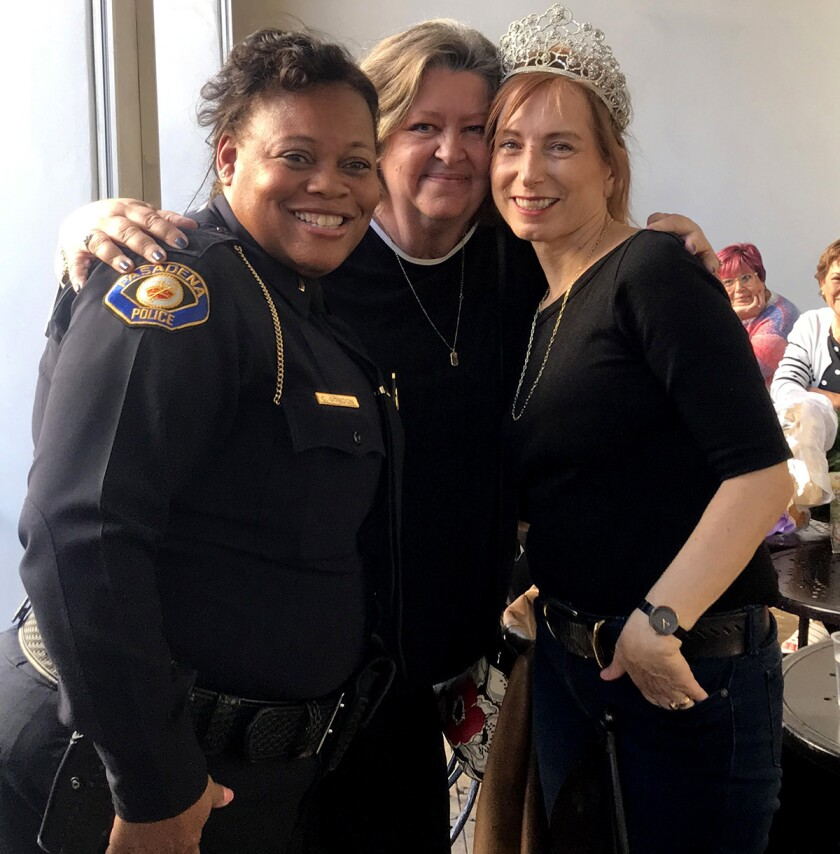 Lt. Carolyn Gordon, Nancy Davidson   and Stacy Kimmel.jpg