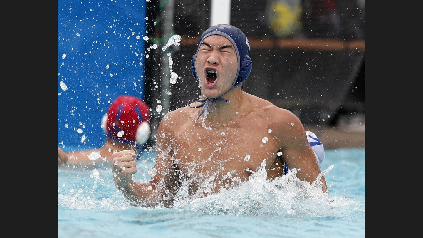 Photo Gallery: Flintridge Prep wins first round of Division III CIF boys' water polo against Atascadero