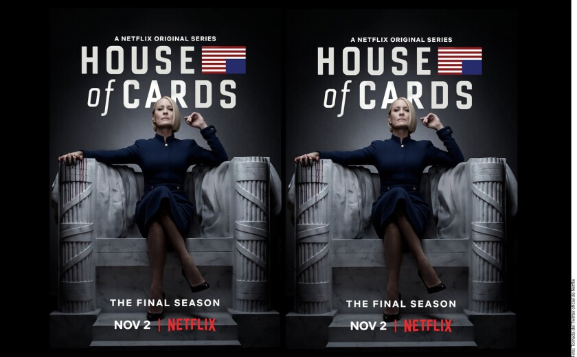 Regresa 'House of Cards'