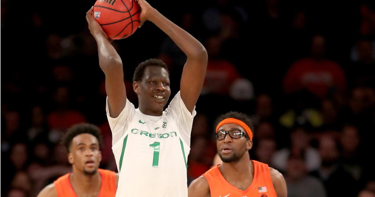 Column:: Bol Bol is the most interesting — and polarizing — NBA