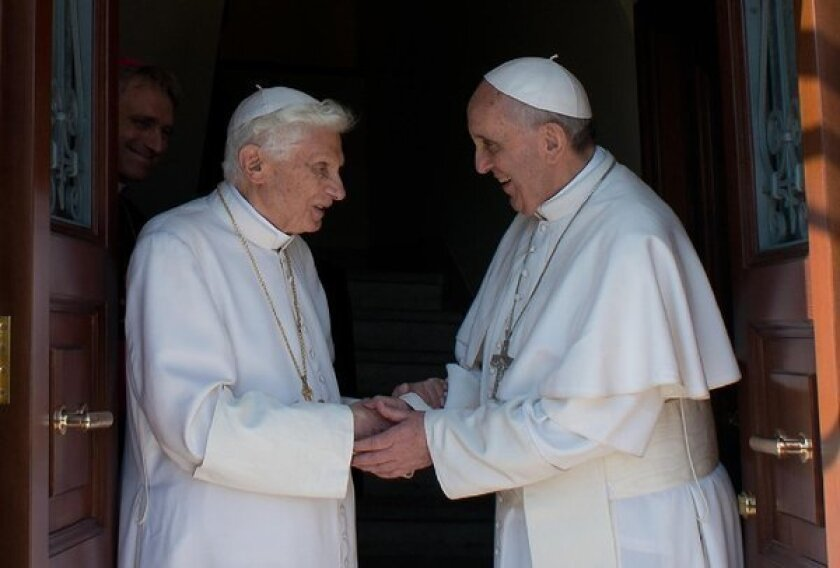 Vatican infighting: We told you two popes could be a problem