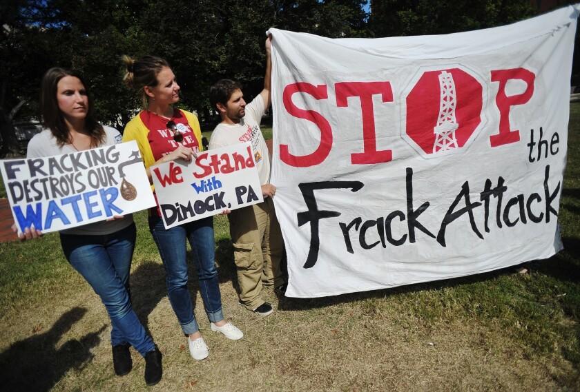 EPA fracking