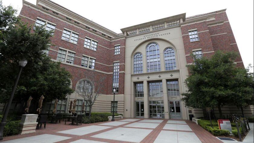 Centro de Salud Estudiantil Engemann en USC