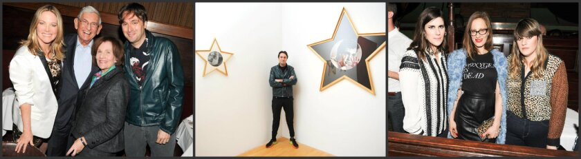 MOCA welcomes artist Francesco Vezzoli to L.A. in old Hollywood style