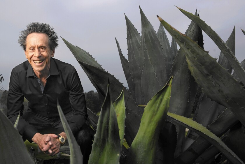 Film producer Brian Grazer has a book out, 'A Curious Mind: The Secret to a Bigger Life,' and will be at the Festival of Books.