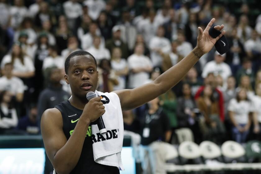 Charleston Southern Michigan St Basketball