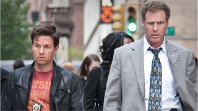 Mark Wahlberg and Will Ferrell, The Other Guys
