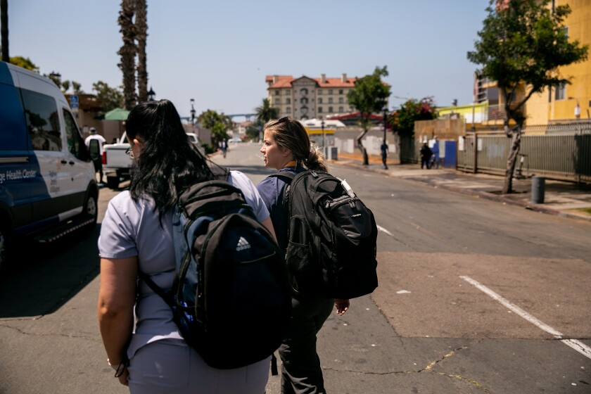 Street Health Program