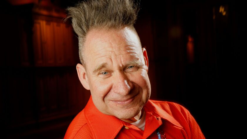 Opera and theater director Peter Sellars