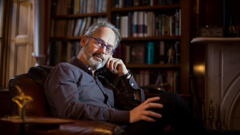 Author Amor Towles