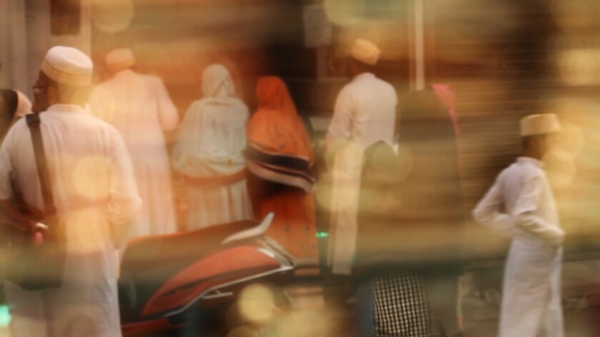 "An image from the 2013 documentary ""A Pinch of Skin,"" which examined female genital mutilation practices in the Dawoodi Bohra sect of Islam."