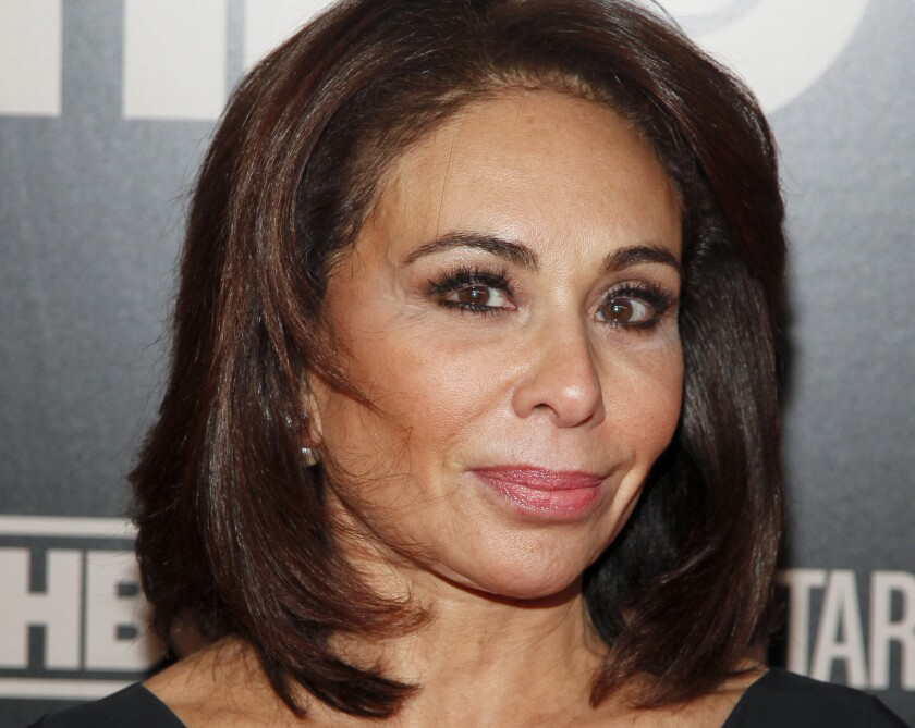 """Jeanine Pirro attends the HBO Documentary Series premiere of """"THE JINX: The Life and Deaths of Robert Durst,"""" in New York Jan. 28, 2015."""