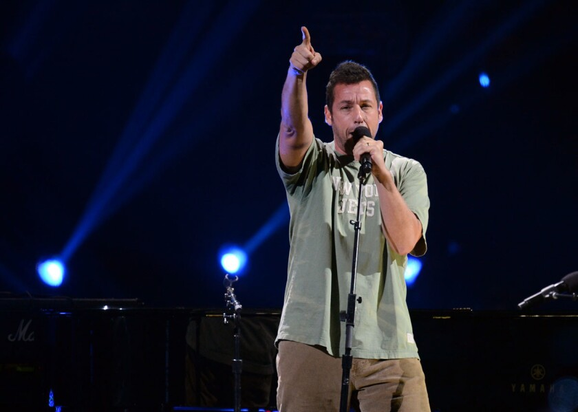 US-MUSIC-CONCERT FOR SANDY RELIEF