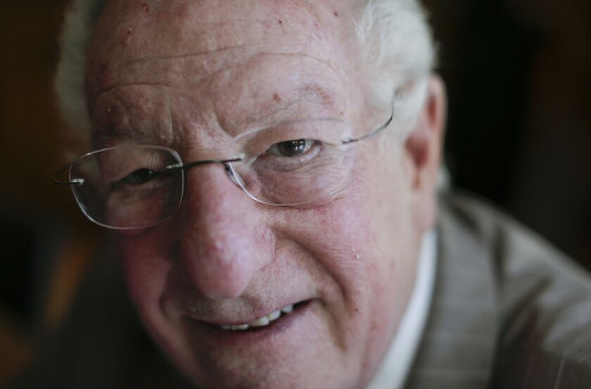 Las Vegas tales from Oscar Goodman: mob lawyer, mayor, showman