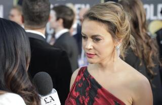 Alyssa Milano on Time's Up one year later