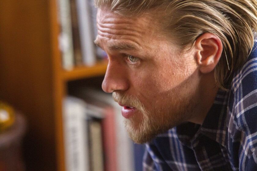 """Charlie Hunnam will be playing the lead in """"American Drug Lord."""""""