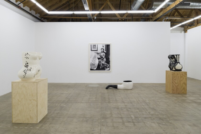 Amy Bessone's 'In the Century of Women' at Gavlak in Los Angeles