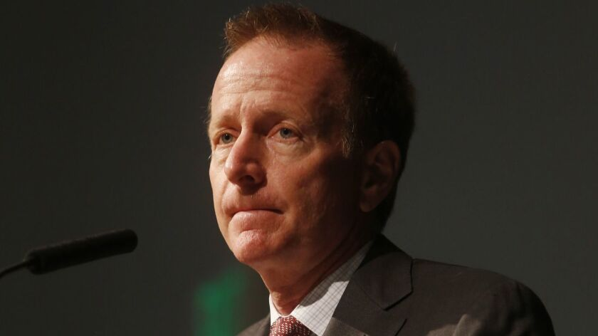 LOS ANGELES, CA AUGUST 11, 2014 -- Austin Beutner, the civic leader and former Wall Street investme