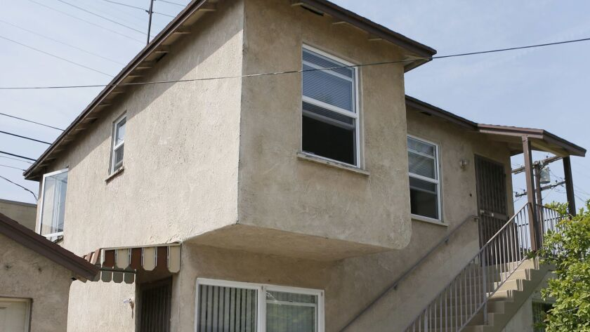 Glendale resident Karen Kwak lives in an upstairs, one-bedroom apartment called Accessory Dwelling U