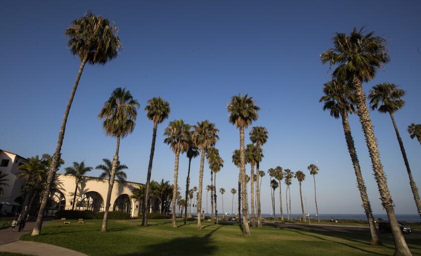 SANTA BARBARA, CALIF. -- TUESDAY, JULY 24, 2018: Fess Parker Resort has been rebranded as Hilton San