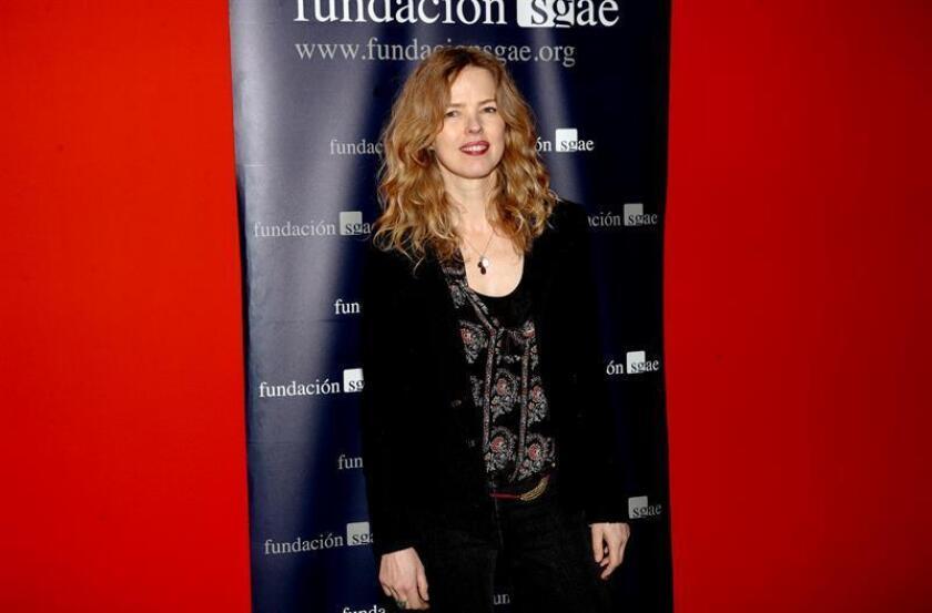 La cantante madrileña Christina Rosenvinge. EFE/Archivo