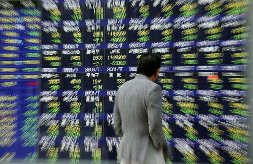 Japan market plunge sparks global sell-off; U.S. stocks dip, rebound