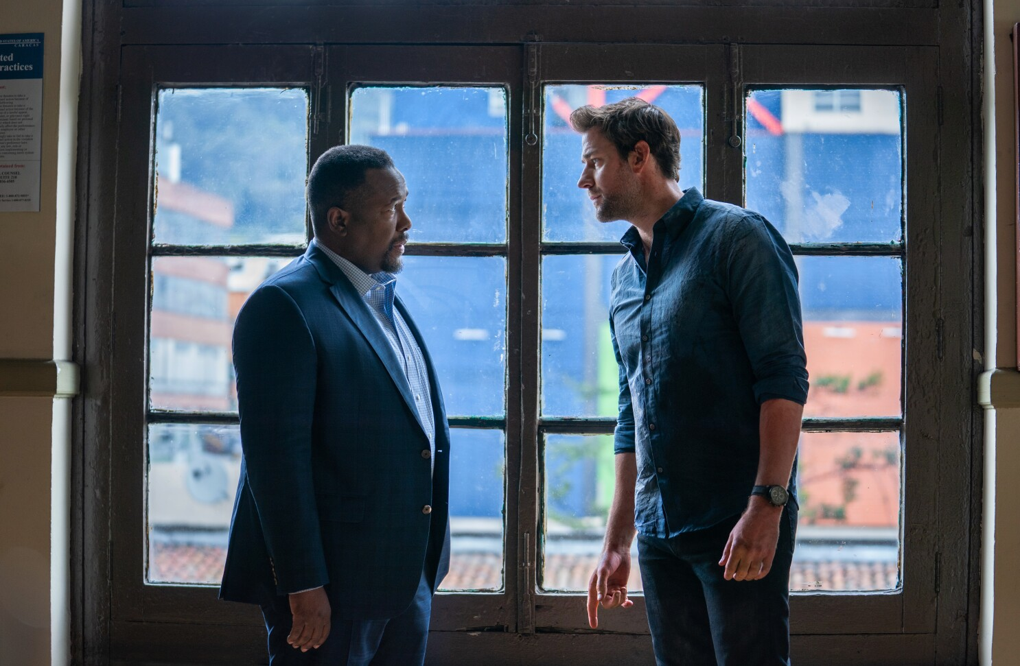 What Jack Ryan On Amazon Gets Wrong About Venezuelan Politics Los Angeles Times