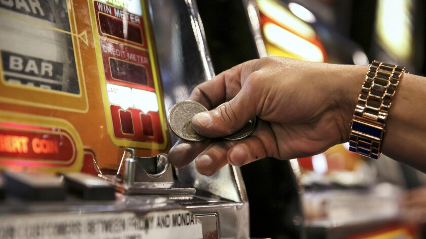 Here's why the plunk, plunk, plunk of old coin slot machines