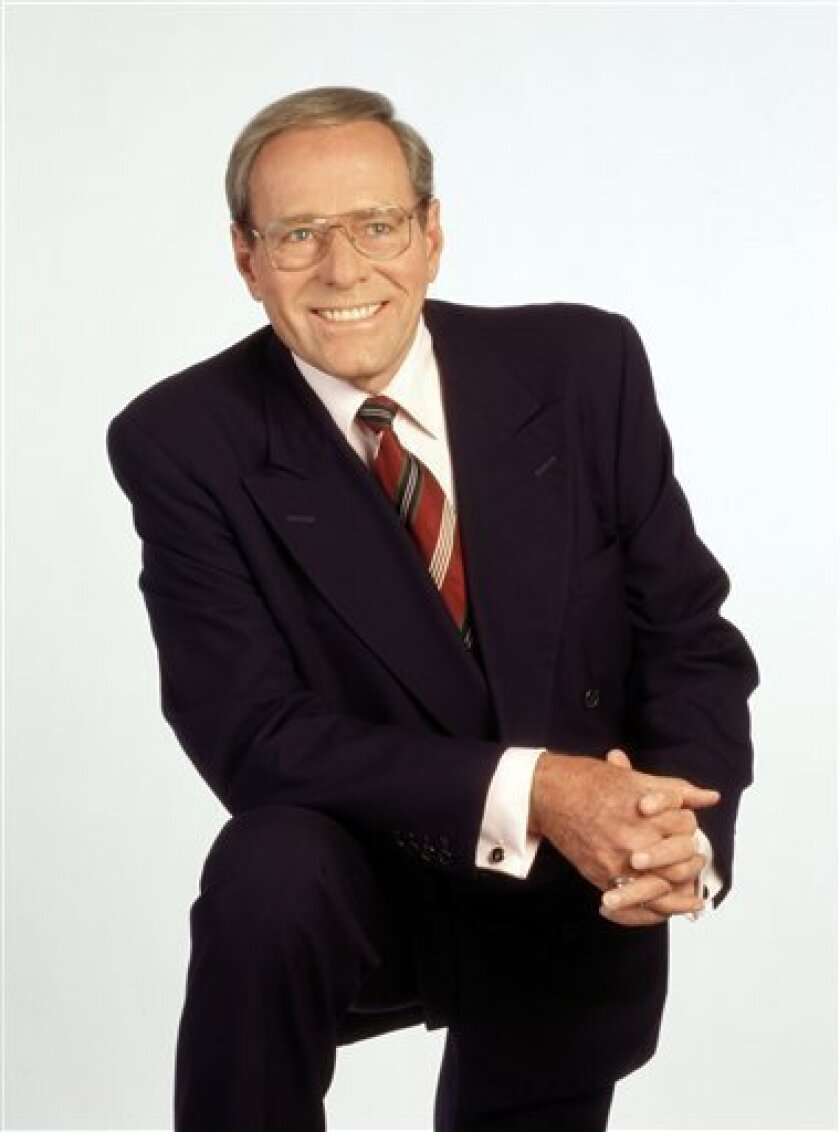 "In this 2002 promotional photo released by ABC, actor Phil Carey is shown. Carey, best known for his role as business tycoon Asa Buchanan in the ABC soap opera ""One Life to Live,"" died Friday, Feb. 6, 2009, at his New York home following a battle with lung cancer, according to ABC network officials. He was 83. (AP Photo/ABC, Robert Milazzo)"