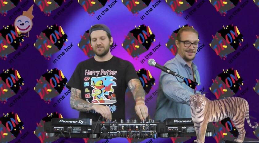 Dillon Feancis and Diplo