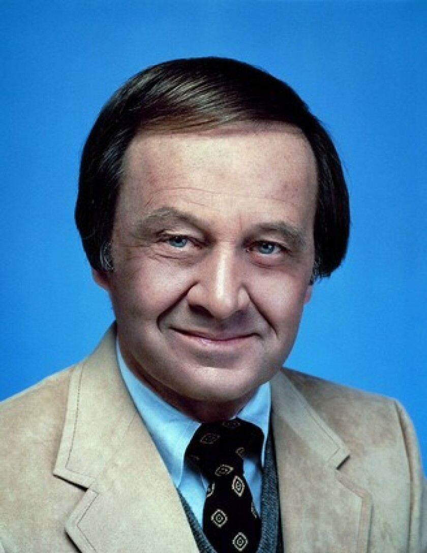 """ABC debuted the anthology series """"Wide World of Sports"""" on this date in 1961 with Jim McKay as host."""