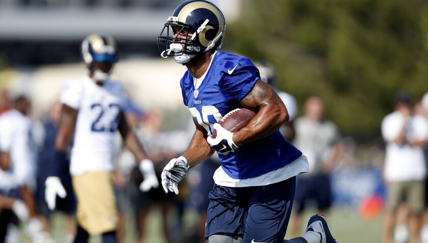 Tight end Lance Kendricks, who spent six seasons with the Rams, bought the home for $1.8 million in 2016