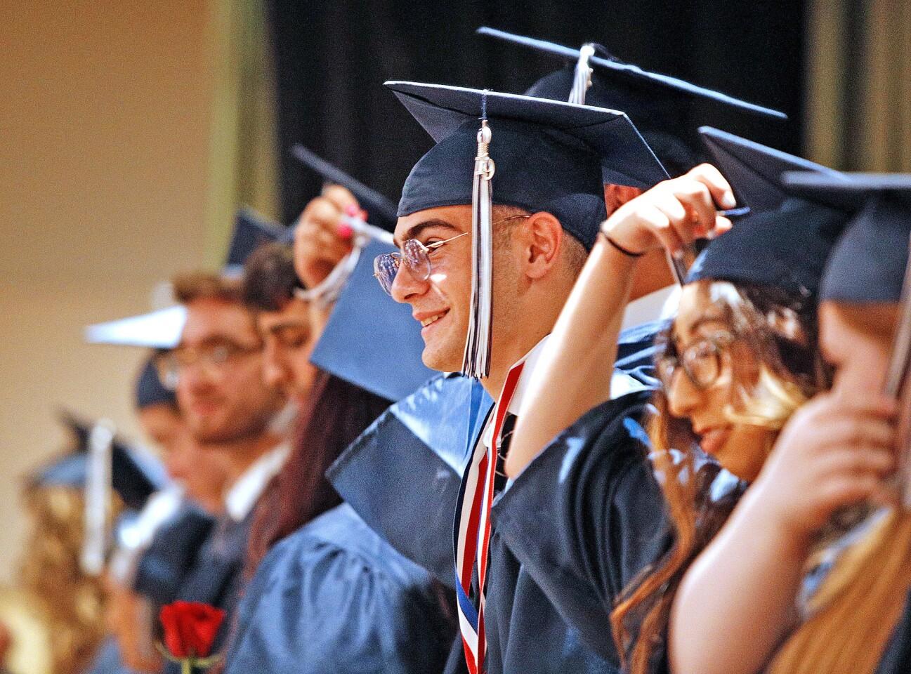 Photo Gallery: Daily High School and Verdugo Academy graduations