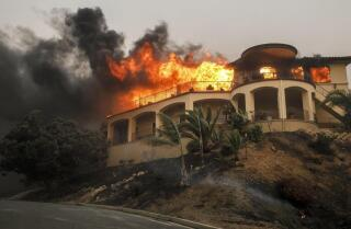 150 structures destroyed, 27,000 people evacuated in raging Ventura wildfire