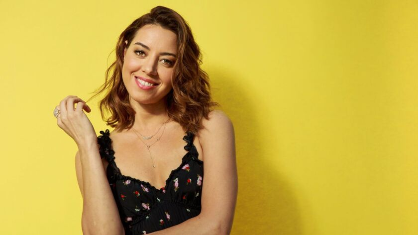 "Aubrey Plaza is the star and producer of ""Ingrid Goes West."""